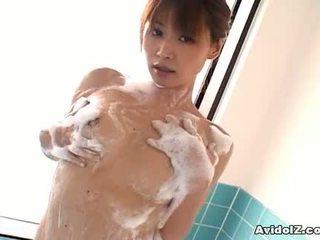Bath Time With Ai Kurosawa