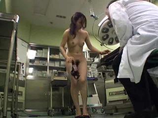 Businesslady used por doctor