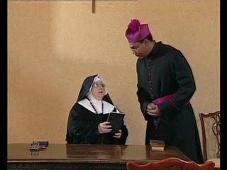 有趣 他妈的 您, 满 nuns 所有
