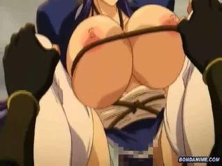 Tettona hentai ragazza incaprettamento e rammed deeply a th
