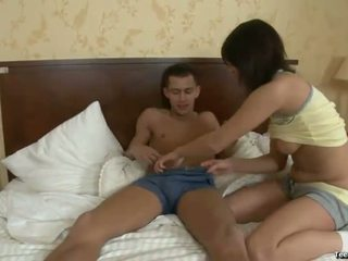 Humping Nymphs