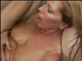 Mature Bitch Nicole Moore Gets An Awesome Sum Load On Pretty Face