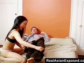 Arg guy fucks promiscuous aasia