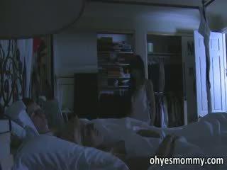Stepmom Secudes Her Girls Boyfriend