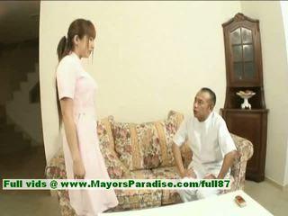 Myuu hasegawa innocent かわいい 中国の 女の子 gets teased