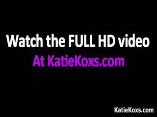 Katie kox مع لها كبير الثدي gets مارس الجنس part6