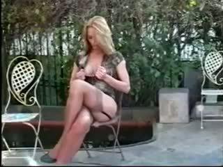 Brenda James Sexy Smoking Fetish