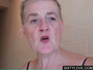 older, grandma, aged