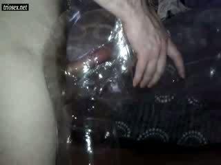 Kinky Guy Fucking Sex Doll