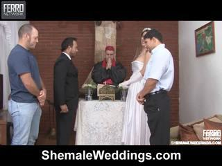 Mix Of Movs By Shemale Weddings