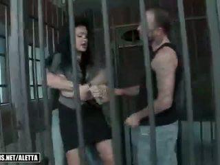 šviežias grupinis seksas geriausias, daugiau pornstars, kalėjimas labiausiai