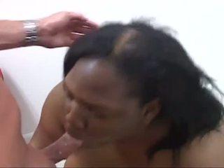 Porner premium: phat ผู้หญิงผิวดำ ควย suckers ดูด อื่น ดำ dicks !