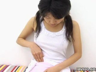 Haruka aida hot asiatisk tenåring solo