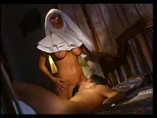 avsugning, europe, nun