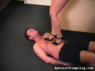 Magnificent Collection Of Femdom Videos From Amateur Trampling