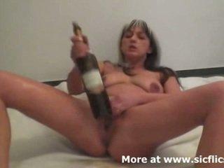 Fľaša porno