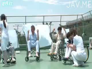 most brunette hq, japanese hot, blowjob