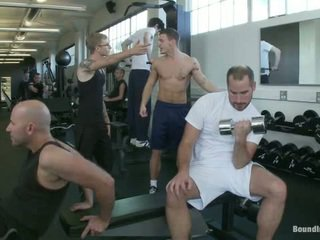 fun groupsex, hunks, watch muscle you