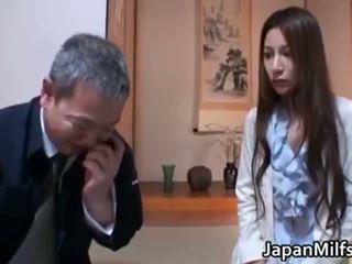Anri suzuki kåt kinky asiatisk mor part1