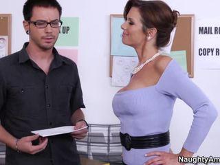 hardcore sex, fuck busty slut, office sex, milf sex