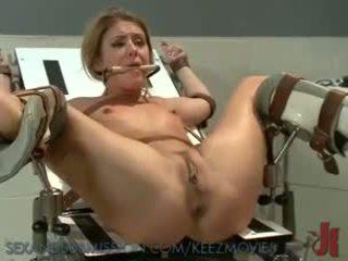 Sexy Prisoner Gets a Kinky Medical Exam