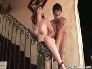Ginger blaze - セクシー momma で stairway