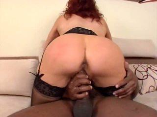 great redhead see, interracial full, maid