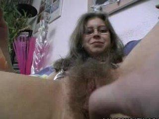 أشعر الهاوي gets trimmed و حليق
