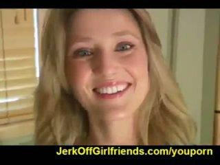 ホット jerkoff 命令 から carli