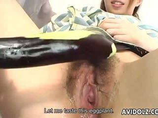 Jaapani dolly tomoe hinatsu sucks ja fucks