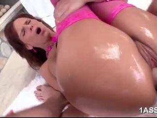 Syren de mer enjoys anal sexo