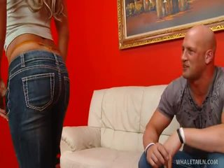 Briana Blair Screwed With Her Jeans On