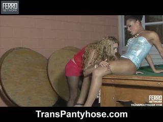 Andressa julia transeksuwal damit na pitis video
