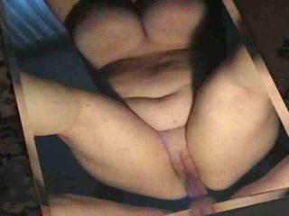 Caseiro alemão gordinhos anal e dildo vídeo