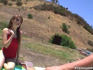 Faye reagan gets ハード ファック で 彼女の soft プッシー