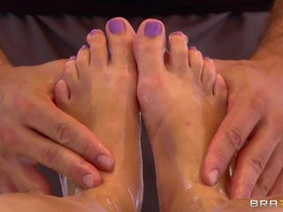 ideal oil all, full bubble butt, ideal foot fetish quality