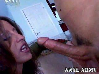 Precious Looking Military Bitch Liza Harper Masturbating Her Hot Round Butt
