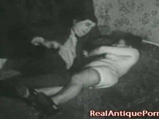 1920 क्लॅसिक पॉर्न: the robber!