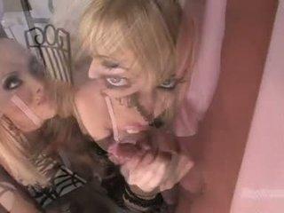 Gitta рус мадама като към удар на whistle с ally
