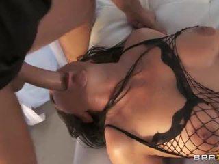 Vanessa blake prdel pounded v fishnets