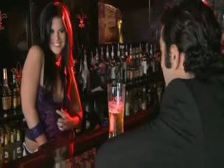 Madison Parker Anal Ass Fuck In Bar