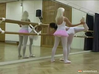Sapphic ballet holky