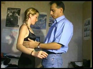 Blondīne porno