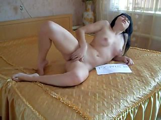 Skinny Chick Getting Fucked By Huge Dick
