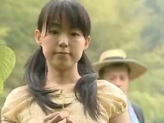 japonês, ao ar livre, asiático