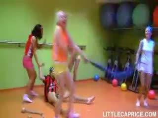 Aerobics סקס