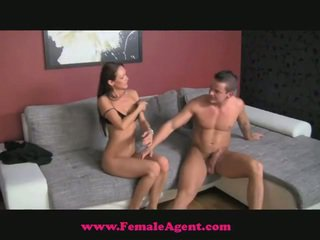 Femaleagent accidental jizzpie osade andmine