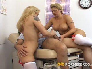 Hot nurses rebecca steele & brooke haven