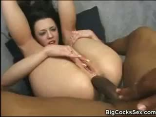 Deja Dare Fucking A Big Cock Anally