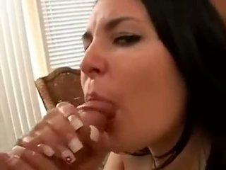 Orale creampie sborra in bocca compilation